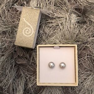 Honora Silver Pearls